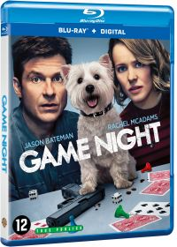 Game Night (Blu-ray + Digital) - Blu-ray