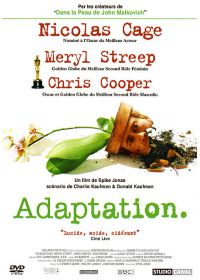 Adaptation - DVD