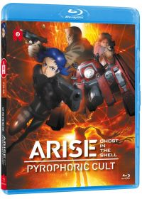 Ghost in the Shell : Arise - Pyrophoric Cult - Blu-ray