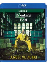 Breaking Bad - Saison 5 (1ère partie - 8 épisodes) - Blu-ray