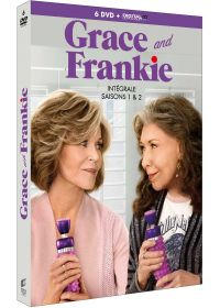 Grace and Frankie - Intégrale saisons 1 & 2 (DVD + Digital UltraViolet) - DVD