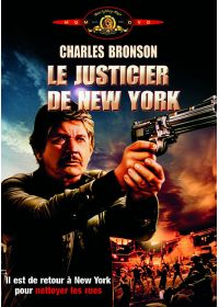 Le Justicier de New York - DVD