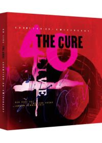 The Cure - 40 Live : Curaetion-25: From There To Here / From Here To There + Anniversary: 1978-2018 Live In Hyde Park London (DVD + CD) - DVD