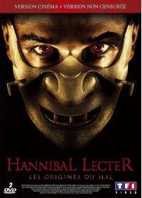 Hannibal Lecter : les origines du mal (Non censuré) - DVD