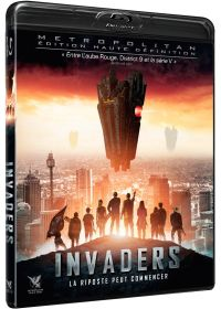 Invaders - Blu-ray