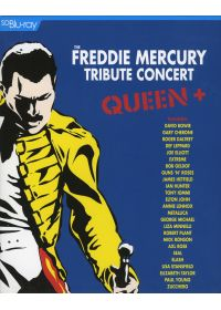 Queen + - The Freddie Mercury Tribute Concert (SD Blu-ray (SD upscalée)) - Blu-ray
