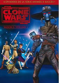Star Wars - The Clone Wars - Saison 2 - Volume 1 - DVD