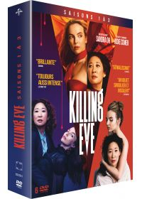 Killing Eve - Saisons 1 à 3 - DVD