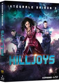 Killjoys - Saison 2 - Blu-ray