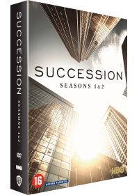 Succession - Saisons 1 et 2 - DVD