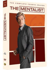 The Mentalist - Saison 4 - DVD