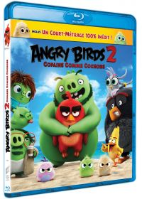Angry Birds 2 : Copains comme cochons - Blu-ray