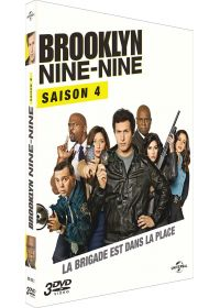 Brooklyn Nine-Nine - Saison 4 - DVD