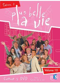 Plus belle la vie - Volume 10 - Saison 2 - DVD