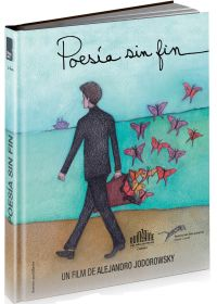 Poesía sin fin (Édition Digibook Collector Blu-ray + DVD + Livret) - Blu-ray