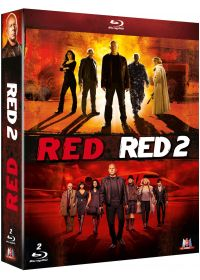 RED + RED 2 - Blu-ray