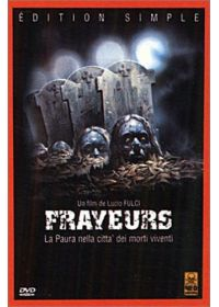 Frayeurs (Édition Simple) - DVD