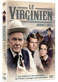 Le Virginien - Saison 5 - Volume 3 - DVD