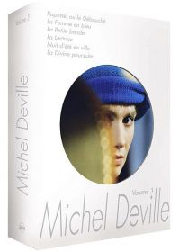 Michel Deville - Coffret 3 - DVD