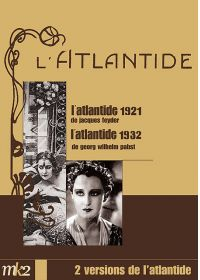 Coffret Atlantide - DVD