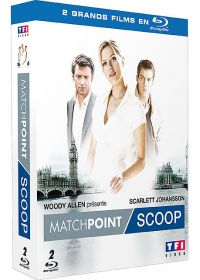 Match Point + Scoop (Pack) - Blu-ray