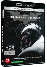 Batman - The Dark Knight Rises (4K Ultra HD + Blu-ray) - Blu-ray 4K