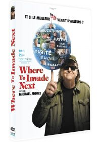 Where to Invade Next - DVD