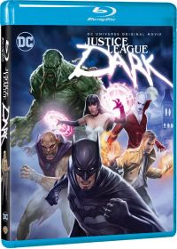 La Ligue des justiciers - Dark - Blu-ray