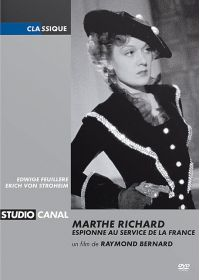 Marthe Richard au service de la France - DVD