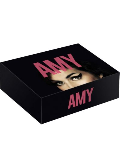 Amy (Collector Blu-ray + DVD + Copie digitale + Goodies) - Blu-ray