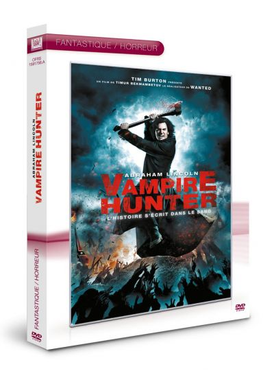 Abraham Lincoln, Vampire Hunter - DVD