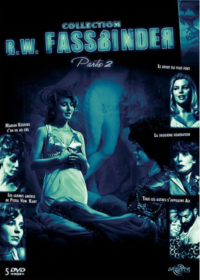 Collection R.W. Fassbinder - Partie 2 - DVD