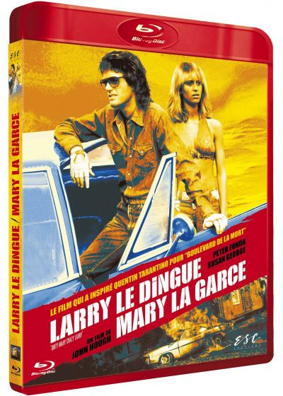 Larry le dingue, Mary la garce - Blu-ray