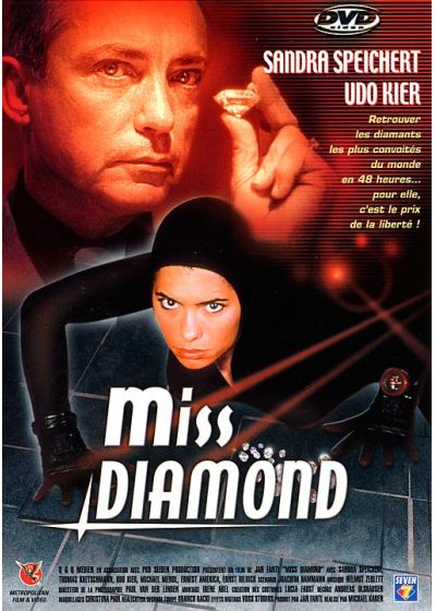 Miss Diamond - DVD