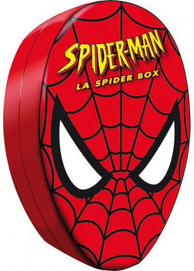 Spider-Man - La Spider Box (Pack) - DVD