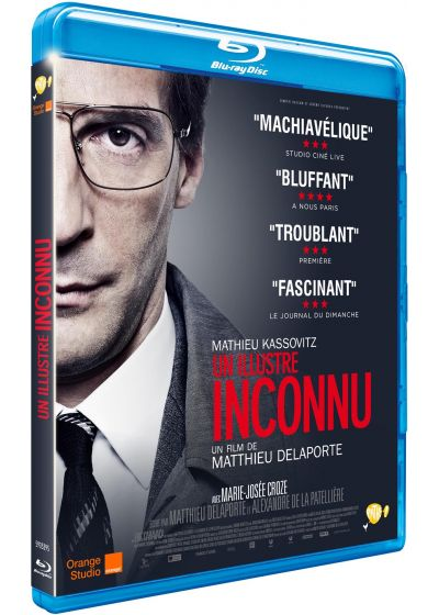 Un illustre inconnu - Blu-ray