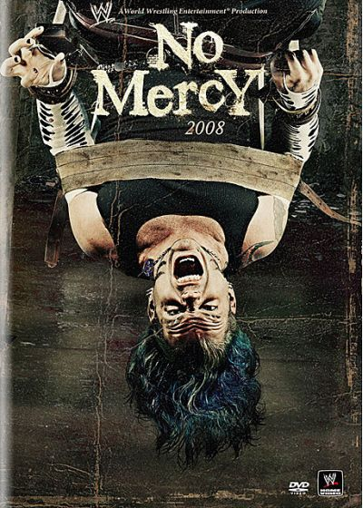 No Mercy 2008 - DVD