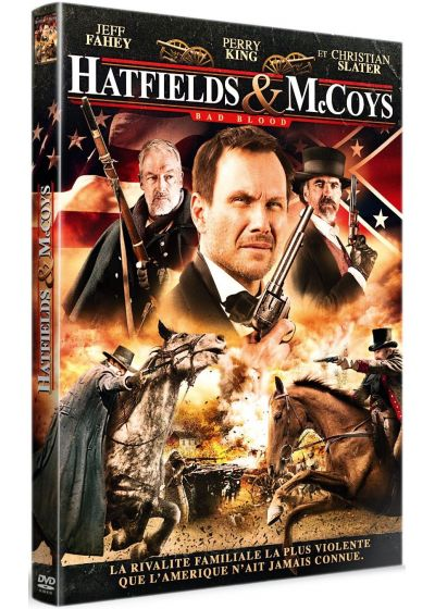 Hatfields & McCoys : Bad Blood - DVD