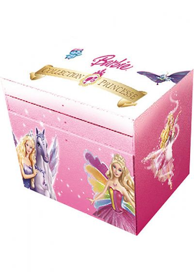 Barbie - Collection Princesse - L'intégrale - DVD