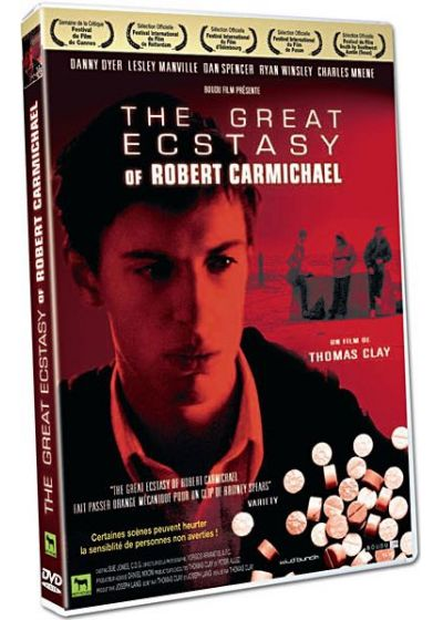The Great Ecstasy of Robert Carmichael - DVD