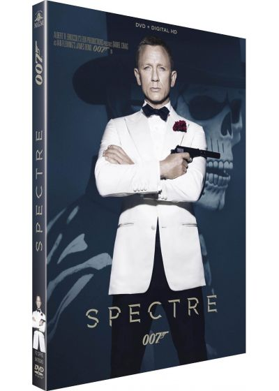 Spectre (DVD + Digital HD) - DVD