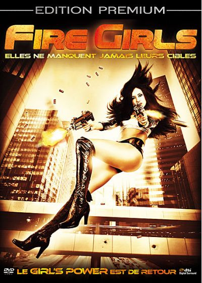 Fire Girls (Édition Premium) - DVD