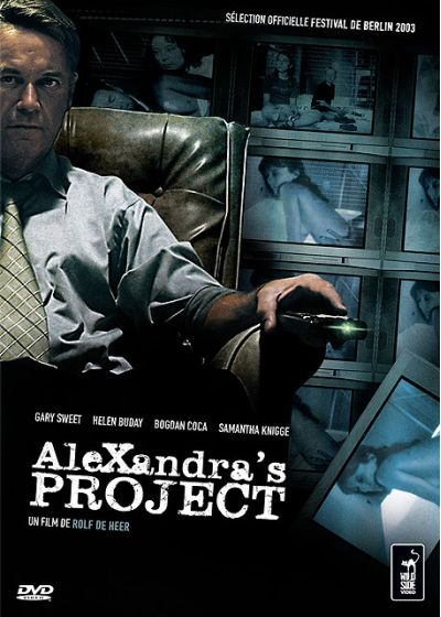Alexandra's Project - DVD