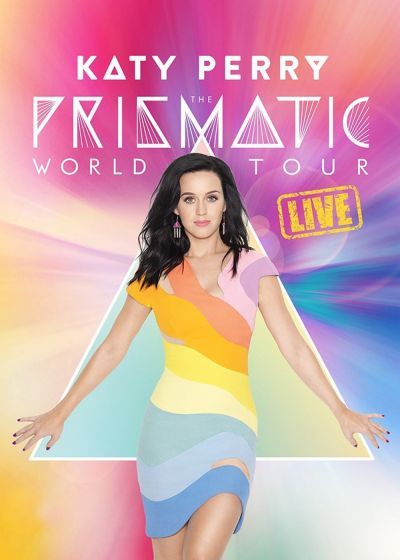 Katy Perry : The Prismatic World Tour Live - DVD