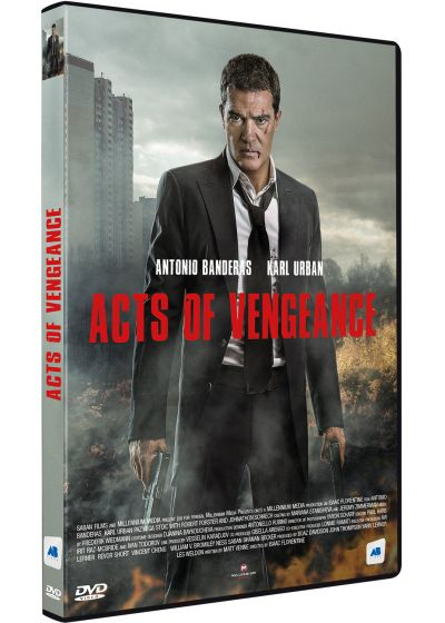 Acts of Vengeance - DVD