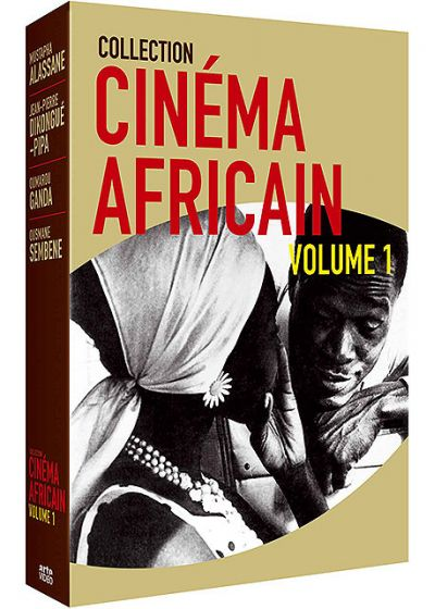 Collection cinéma africain - Volume 1 - DVD