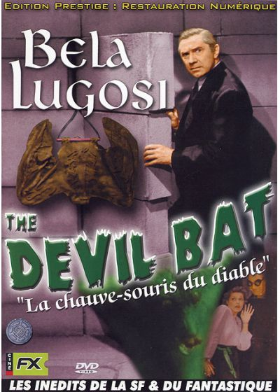 The Devil Bat - DVD