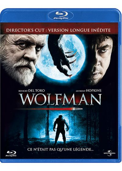 Wolfman (Version longue - Director's Cut) - Blu-ray