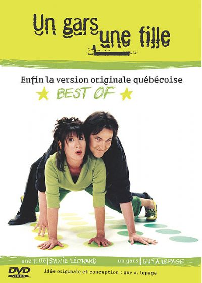 Un gars, une fille (version originale québécoise) - Best of - DVD