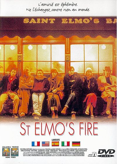 St Elmo's Fire - DVD